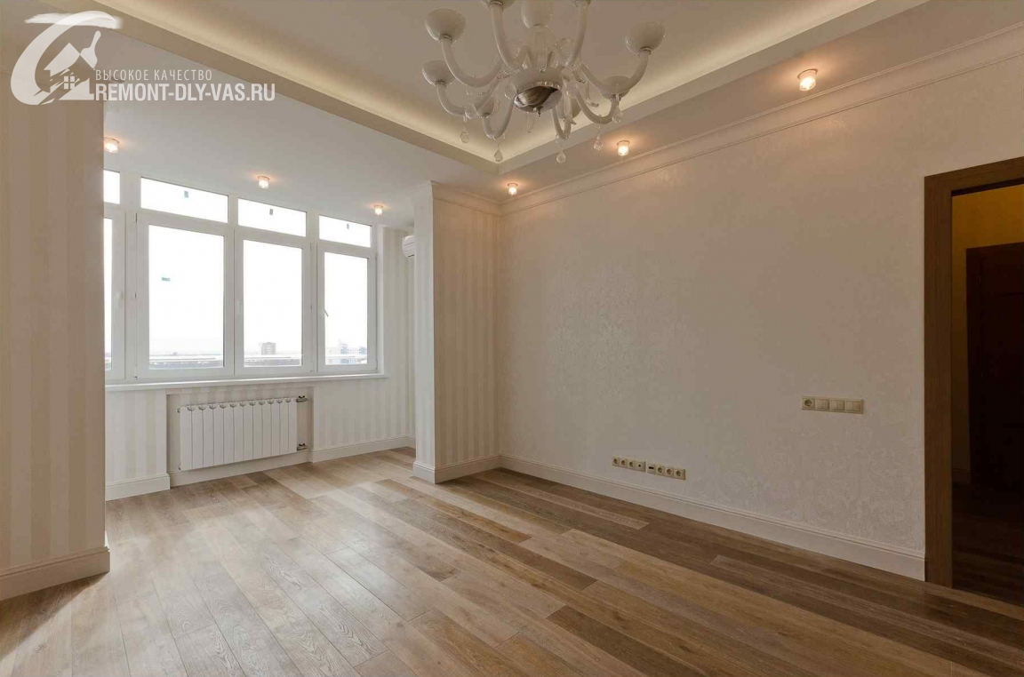 Ремонт квартир под ключ, косметический ремонт в Твери на