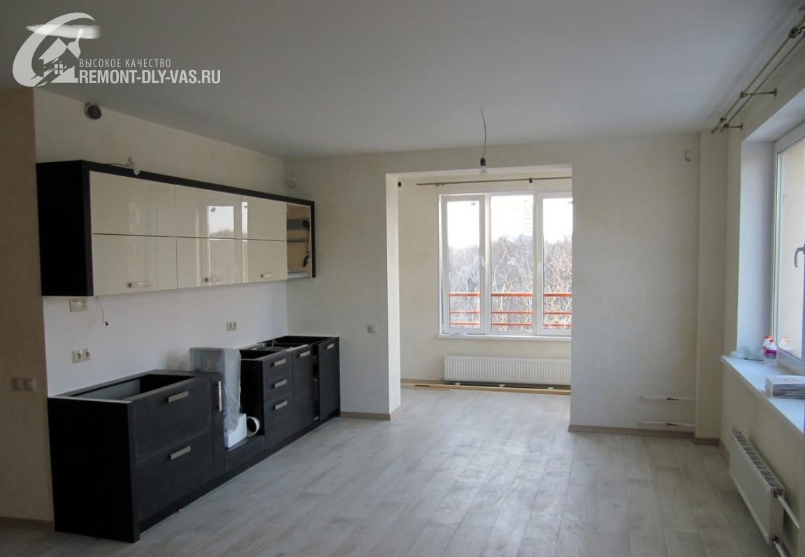 Ремонт и отделка квартир, разработка дизайна помещений