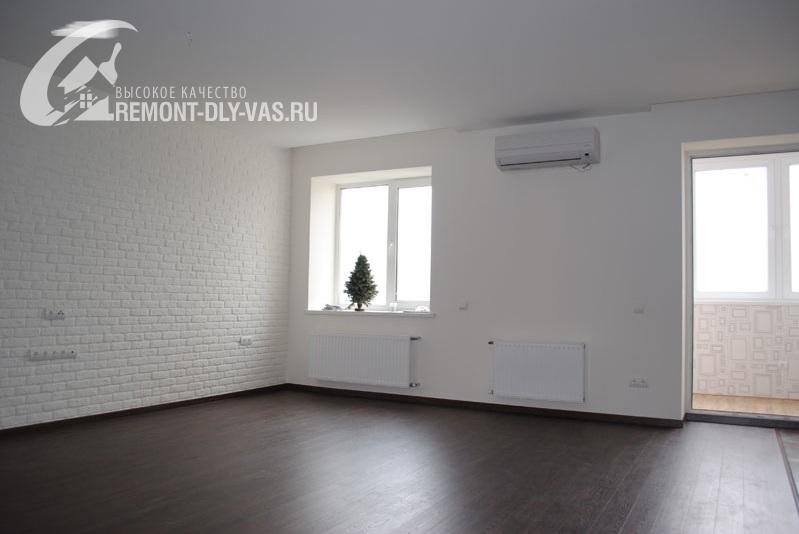 Ремонт квартиры студии 30 кв метров в Москве, цена под